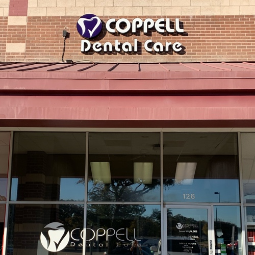 Dentist, 110 W Sandy Lake Rd #126, Coppell, TX 75019